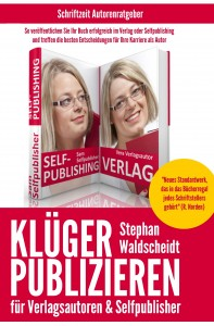 Waldscheidt_Klüger publizieren_Cover